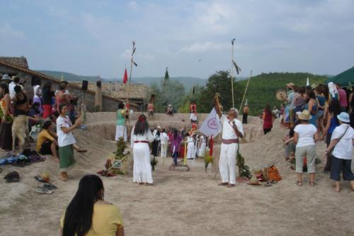 Ceremonia Kiva