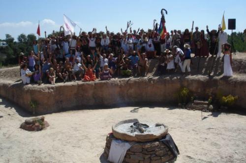 Ceremonia Kiva          Llamado