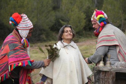 Mas Gras.  Nicolas Paucar y Miguel. Vall