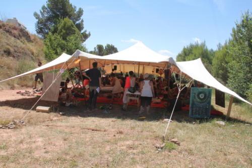Carpa Beduina