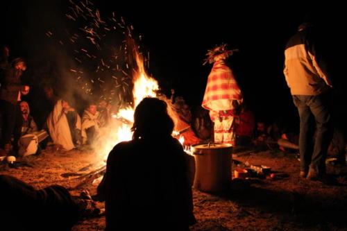 Ceremonia Huichol